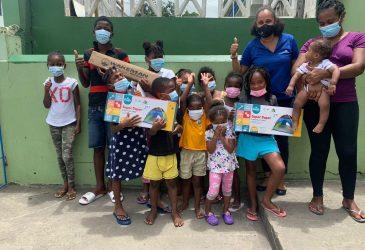 Nothilfe für Kinder St. Vincent